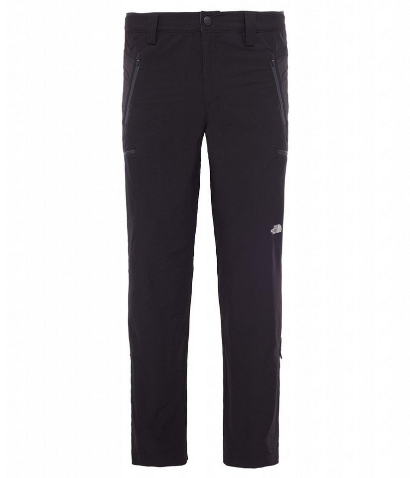 The North Face Outdoorhose »Exploration Pant Short Men« in schwarz