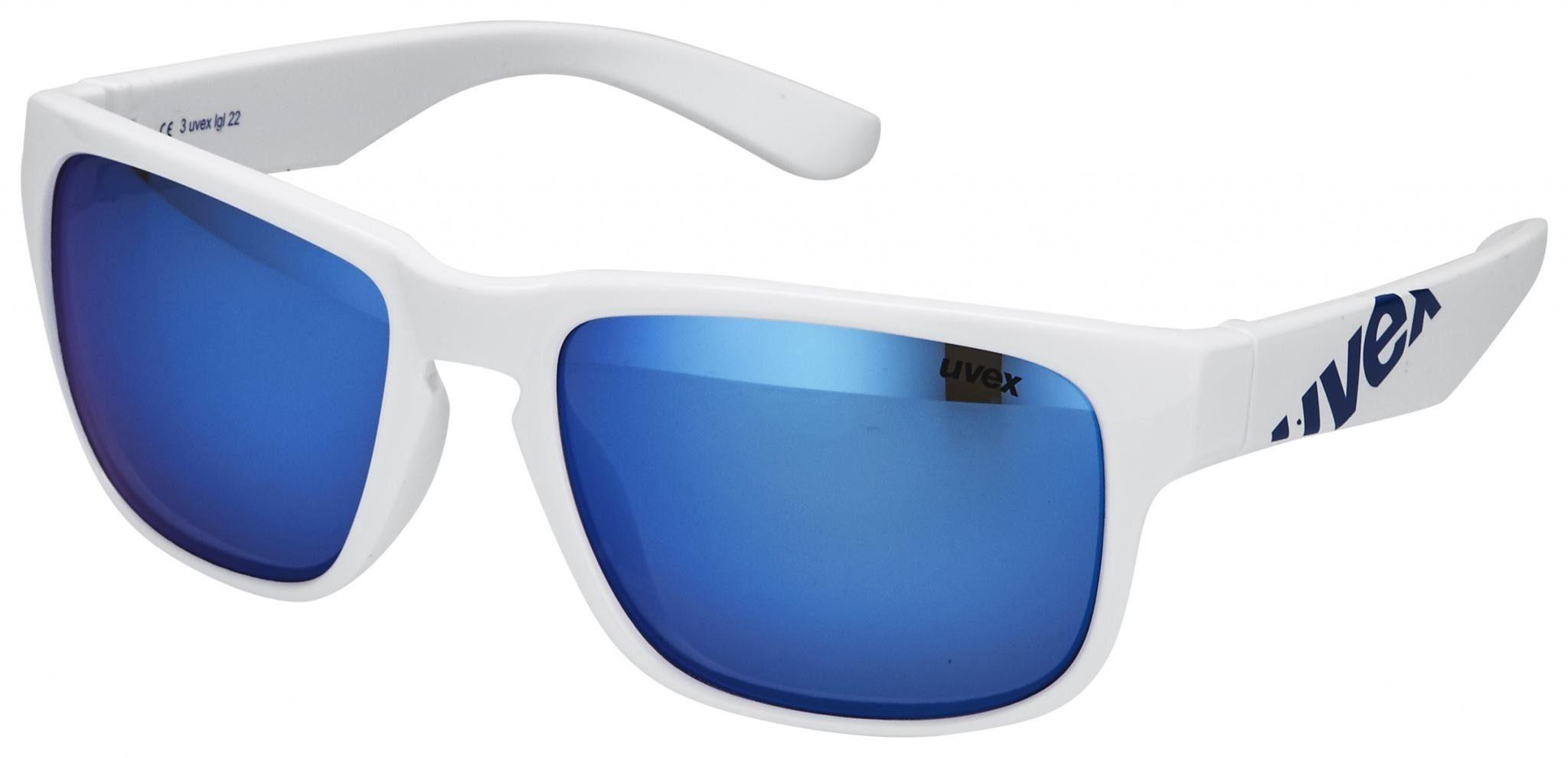 Uvex Radsportbrille »lgl 22 Brille«