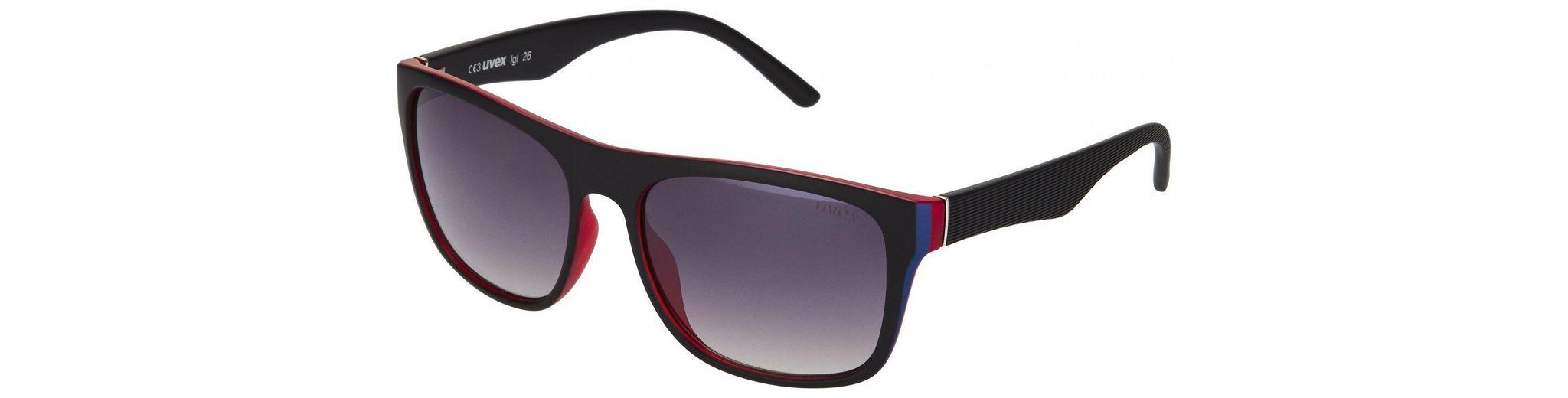 UVEX Radsportbrille »lgl 26 Brille«