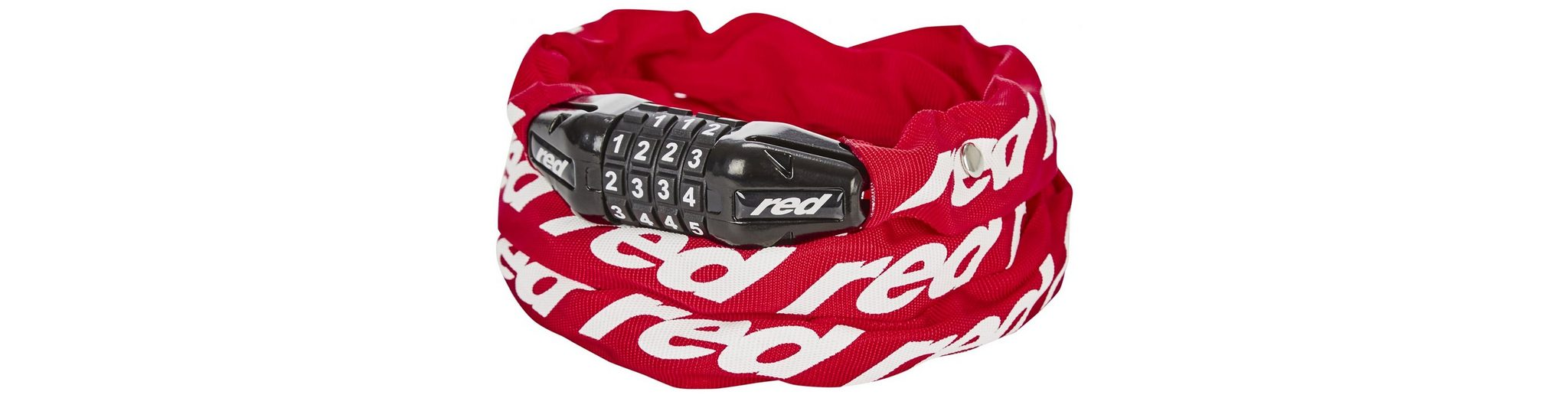 Red Cycling Products Fahrradschloss »Secure Chain Kettenschloss resettable«