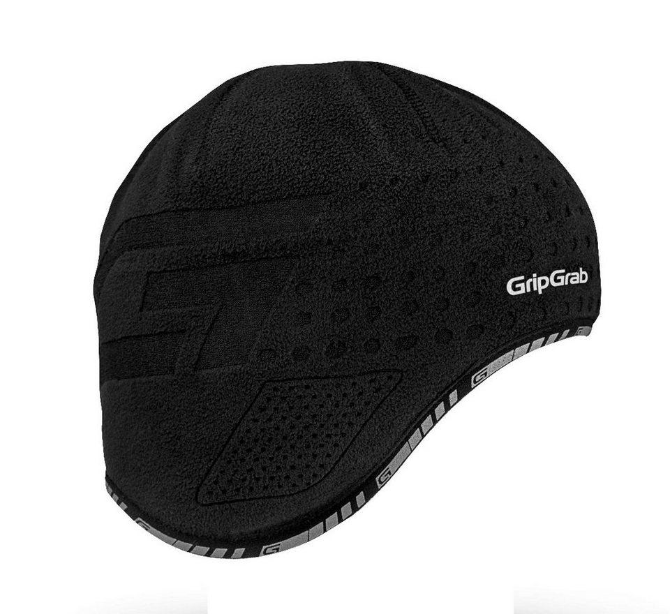 GripGrab Hut »Aviator Cap« in schwarz
