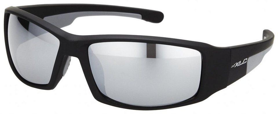 XLC Radsportbrille »Cayman Sonnenbrille« in schwarz