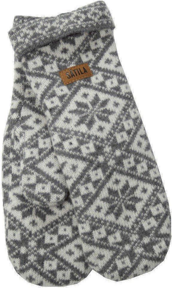 Sätila of Sweden Handschuhe »Grace Mittens« in grau
