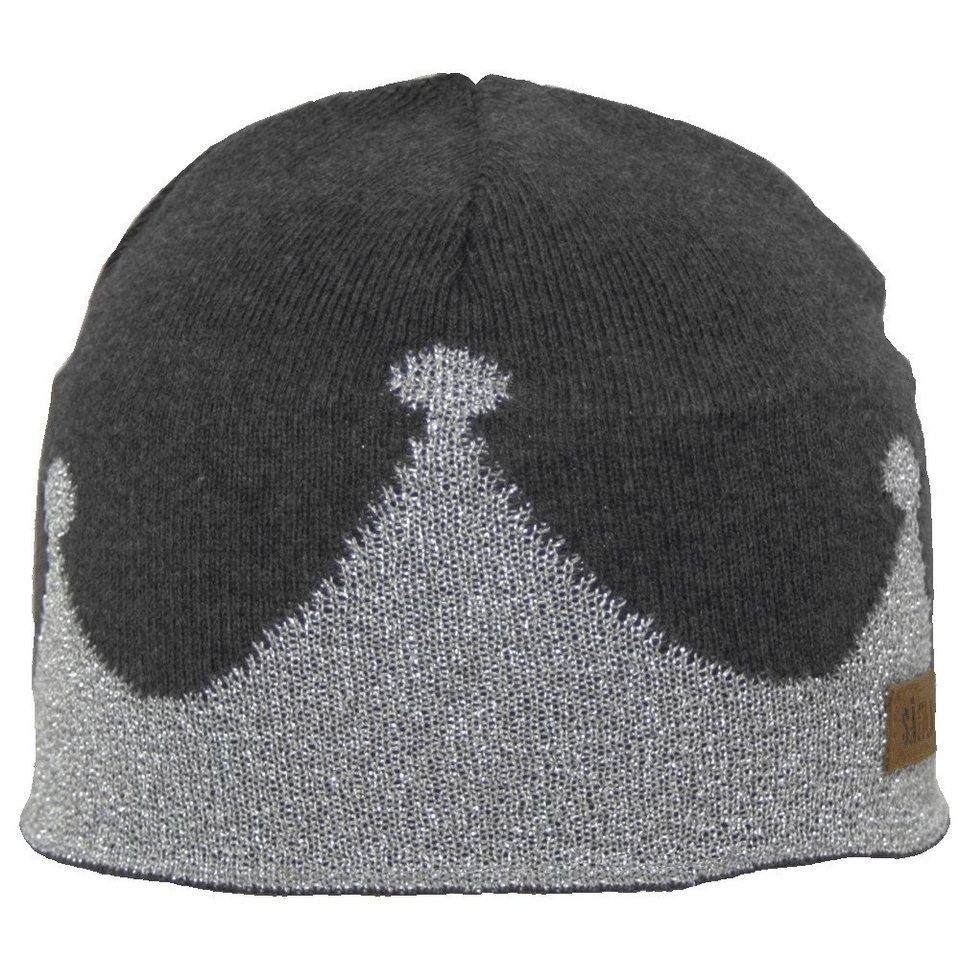 Sätila of Sweden Mütze »Tiara Reflect Hat Kids« in schwarz