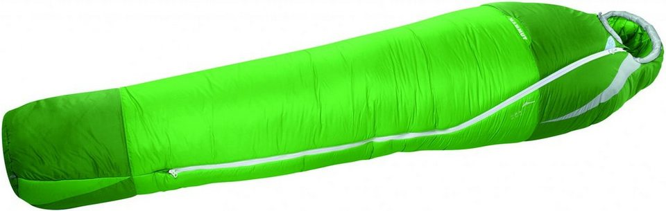 Mammut Schlafsack »Kompakt MTI 3-Season 195 Sleeping Bag« in grün