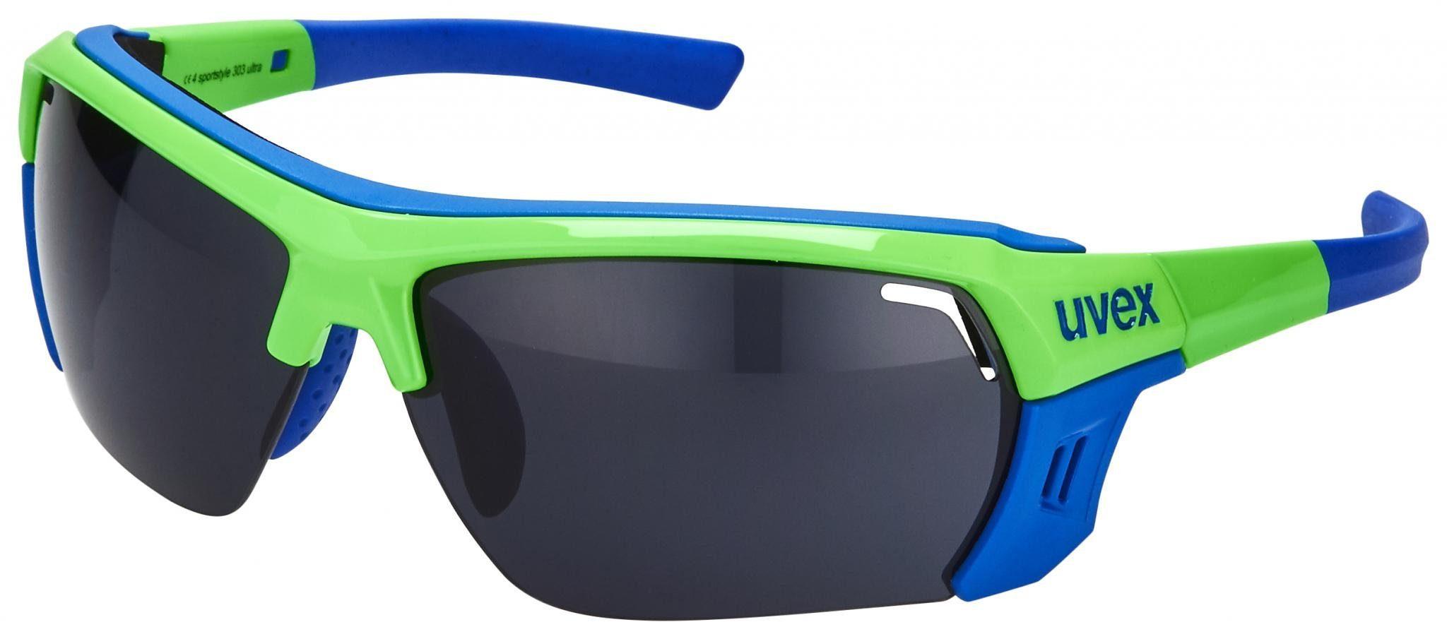 Uvex Radsportbrille »sportstyle 303 ultra Brille«