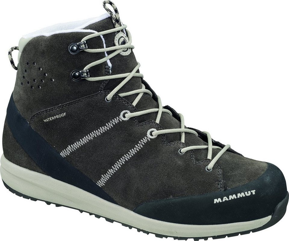 Mammut Kletterschuh »Trift Mid WP Shoes Men« in braun