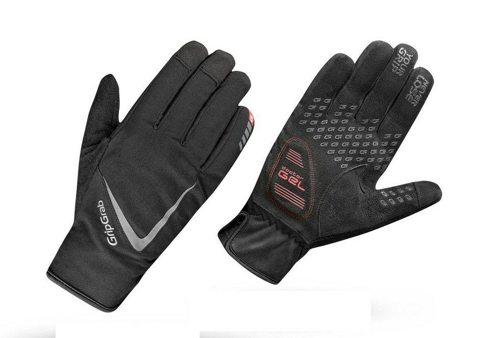 GripGrab Fahrrad Handschuhe »CloudBurst Gloves« in schwarz