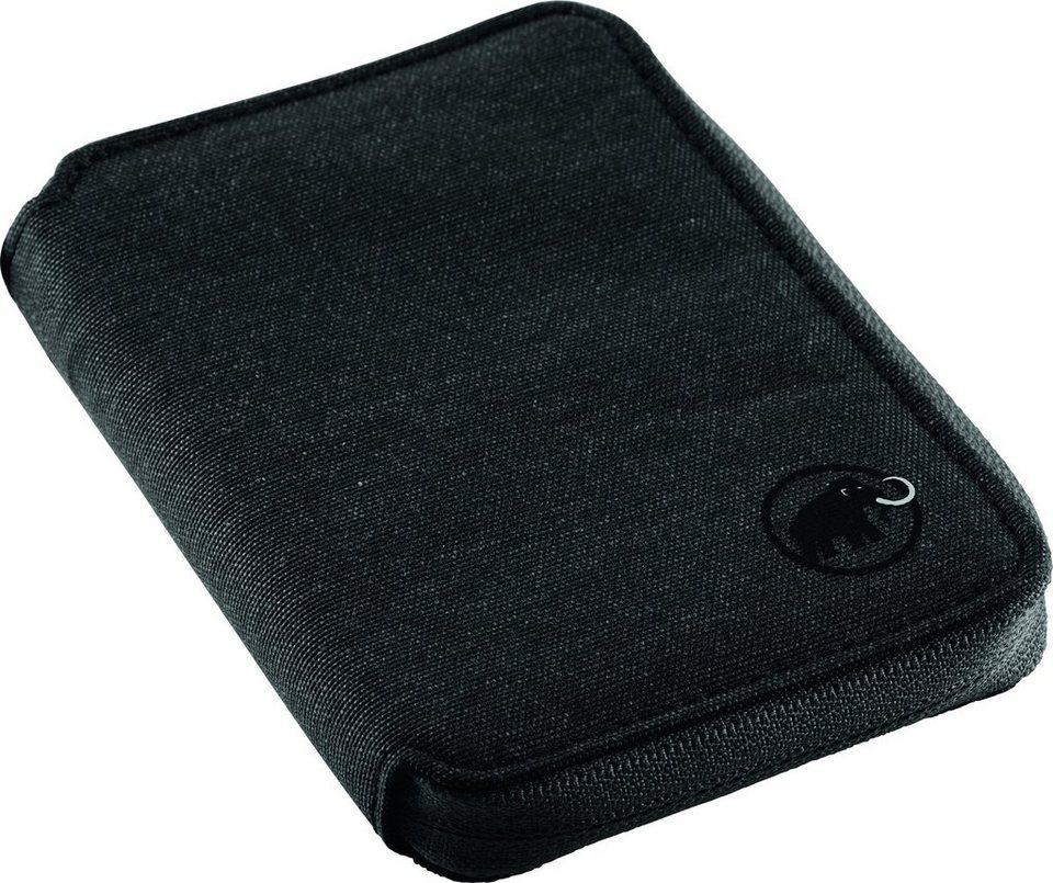 Mammut Wertsachenaufbewahrung »Zip Wallet Mélange« in schwarz