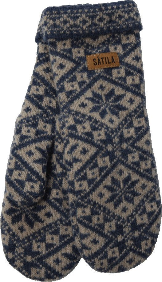 Sätila of Sweden Handschuhe »Grace Mittens« in blau