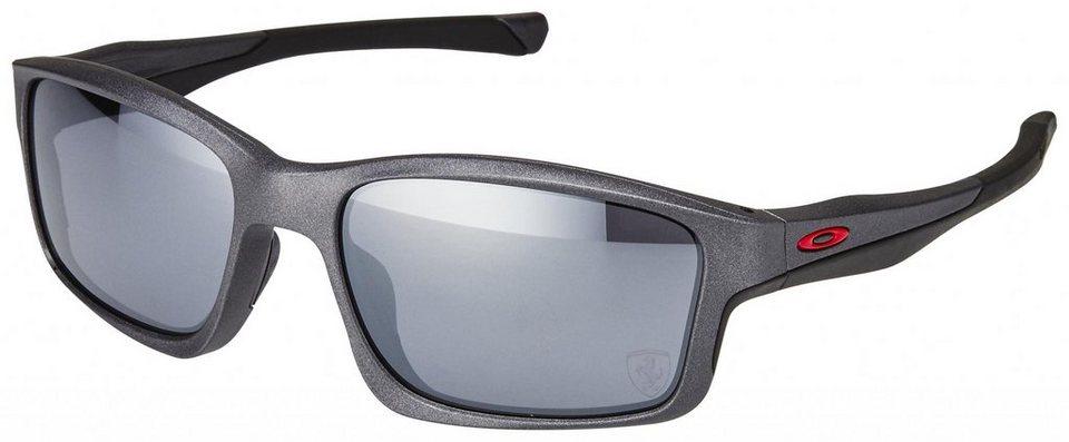 Oakley Radsportbrille »Chainlink Scuderia Ferrari« in schwarz