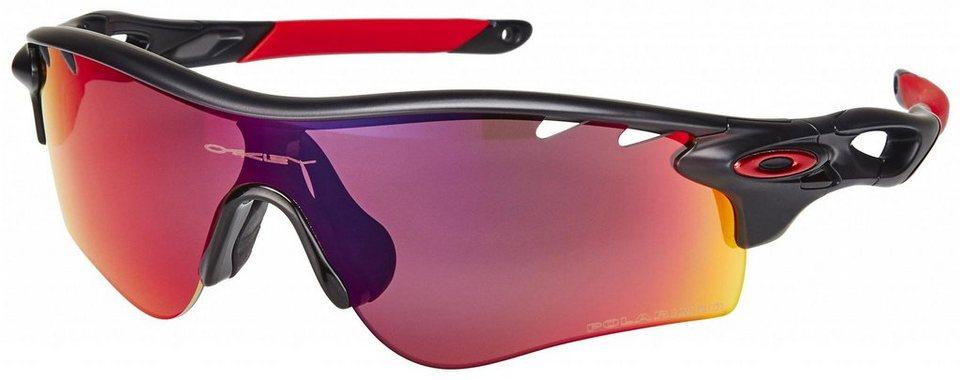 Oakley Radsportbrille »Radarlock Path« in schwarz