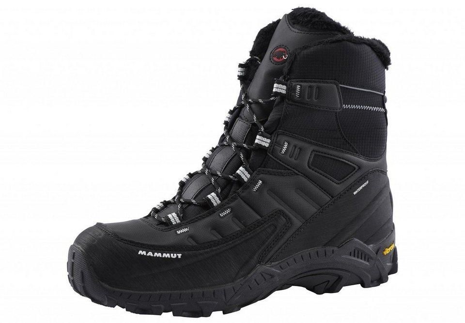 Mammut Kletterschuh »Blackfin II High WP Shoes Unisex« in schwarz