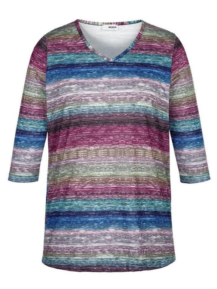 MIAMODA Shirt in multicolor