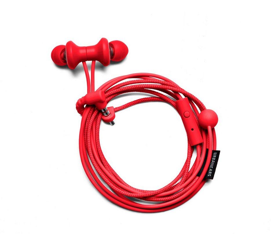 Urbanears In-Ear Kopfhörer »Kransen« in red
