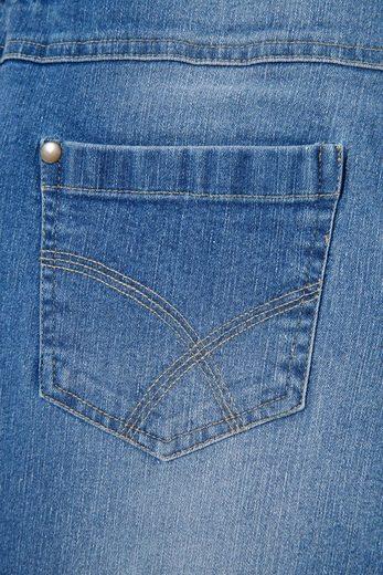 Trachtenhose 3/4-lang Damen mit Stickelementen