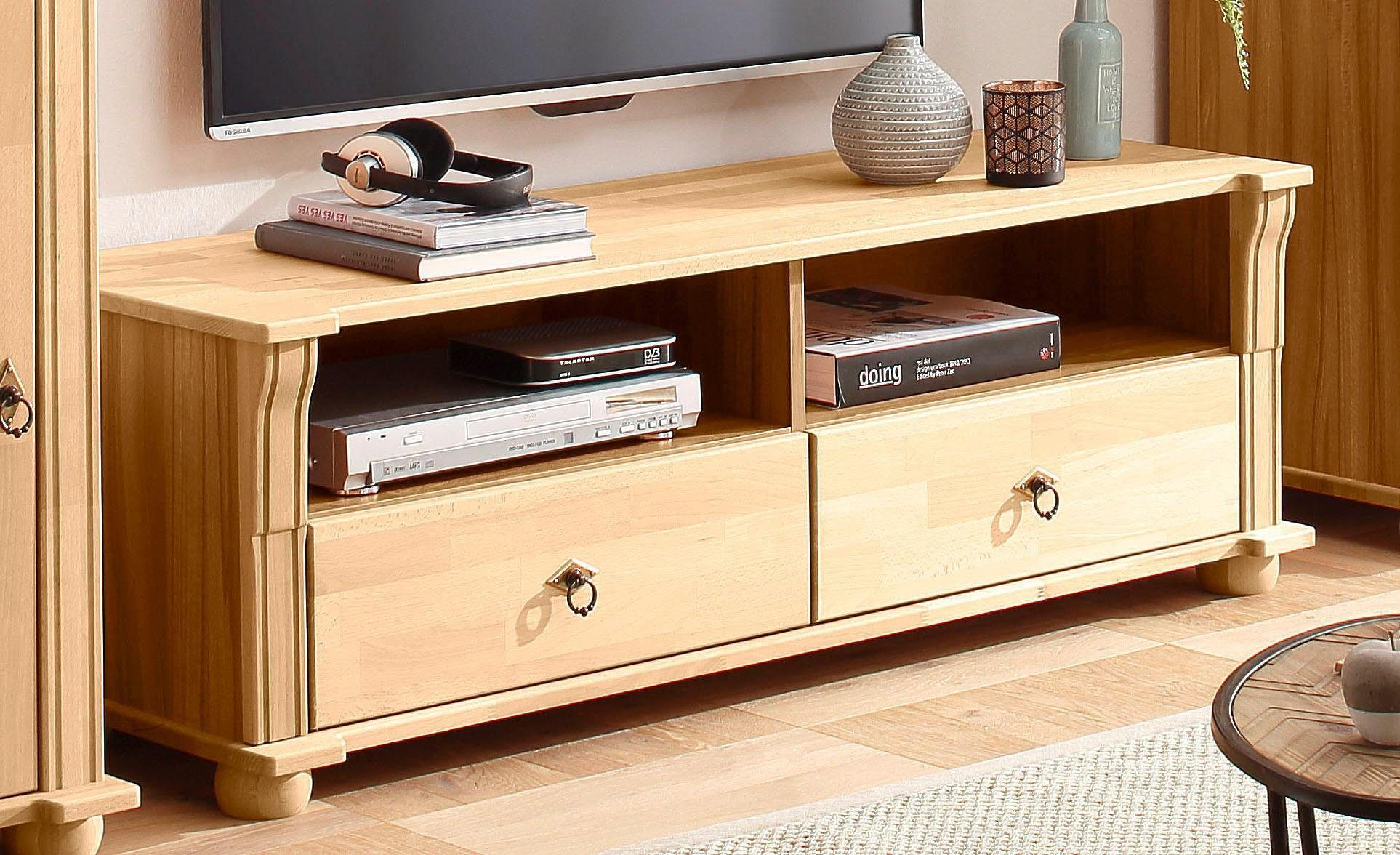 Home affaire Lowboard »Tessin«, Breite 135 cm