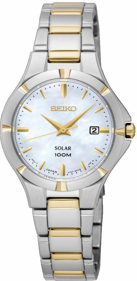 Seiko Solaruhr »SUT294P1«