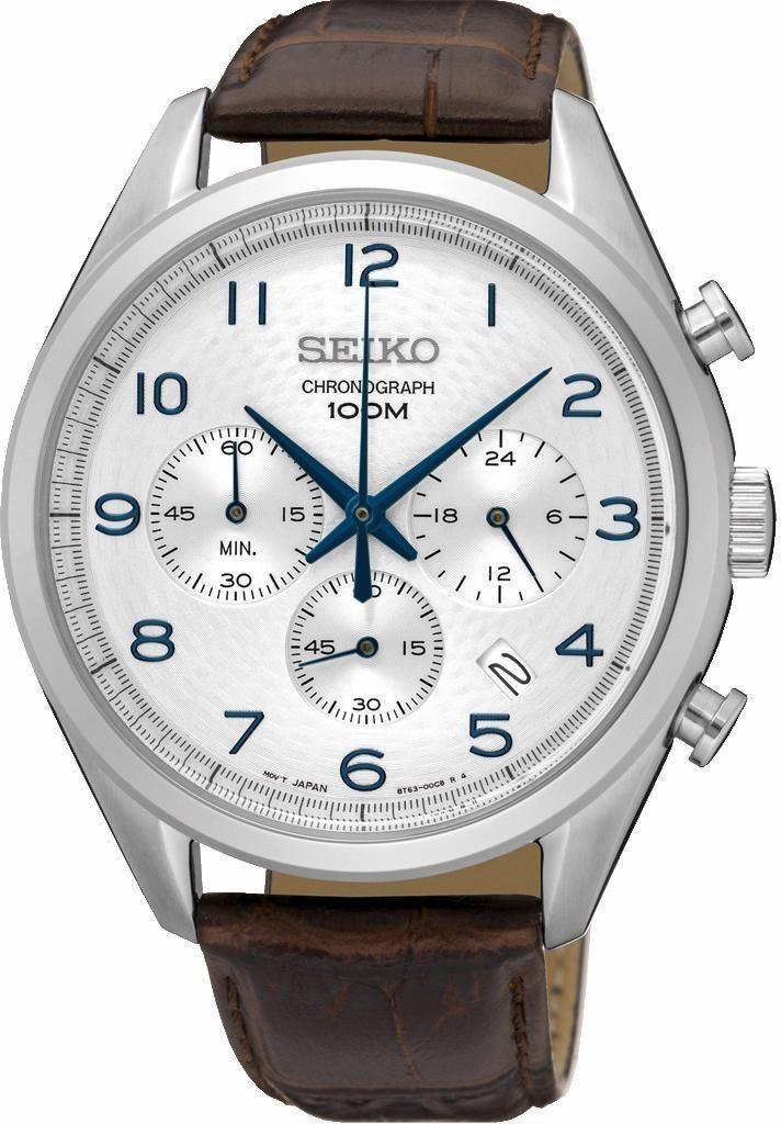 Seiko Chronograph »SSB229P1«