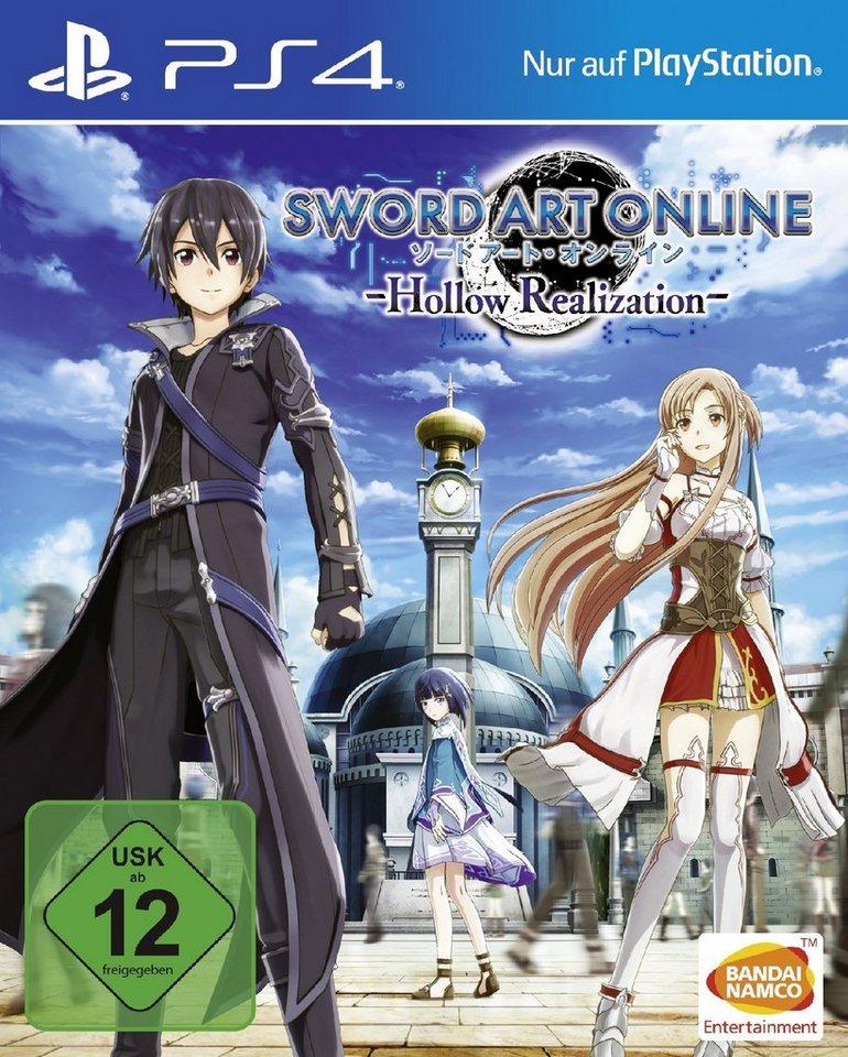 Bandai Namco Sword Art Online: Hollow Realization »(PS4)«
