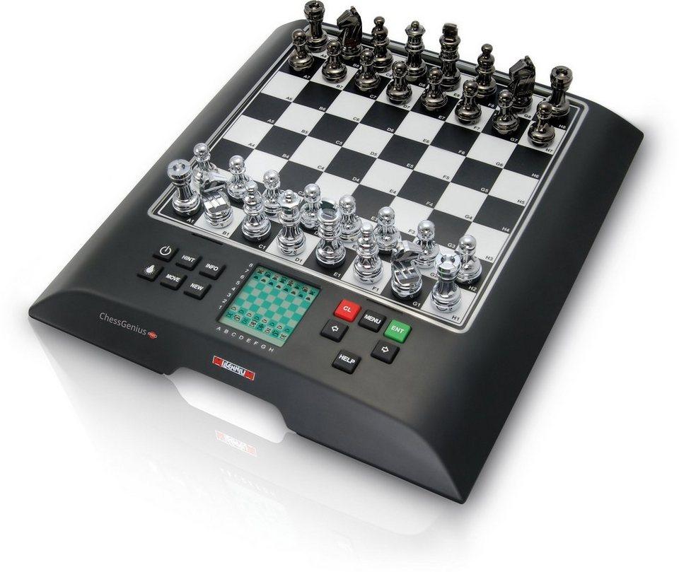 Millennium Schachcomputer »ChessGenius Pro« in schwarz