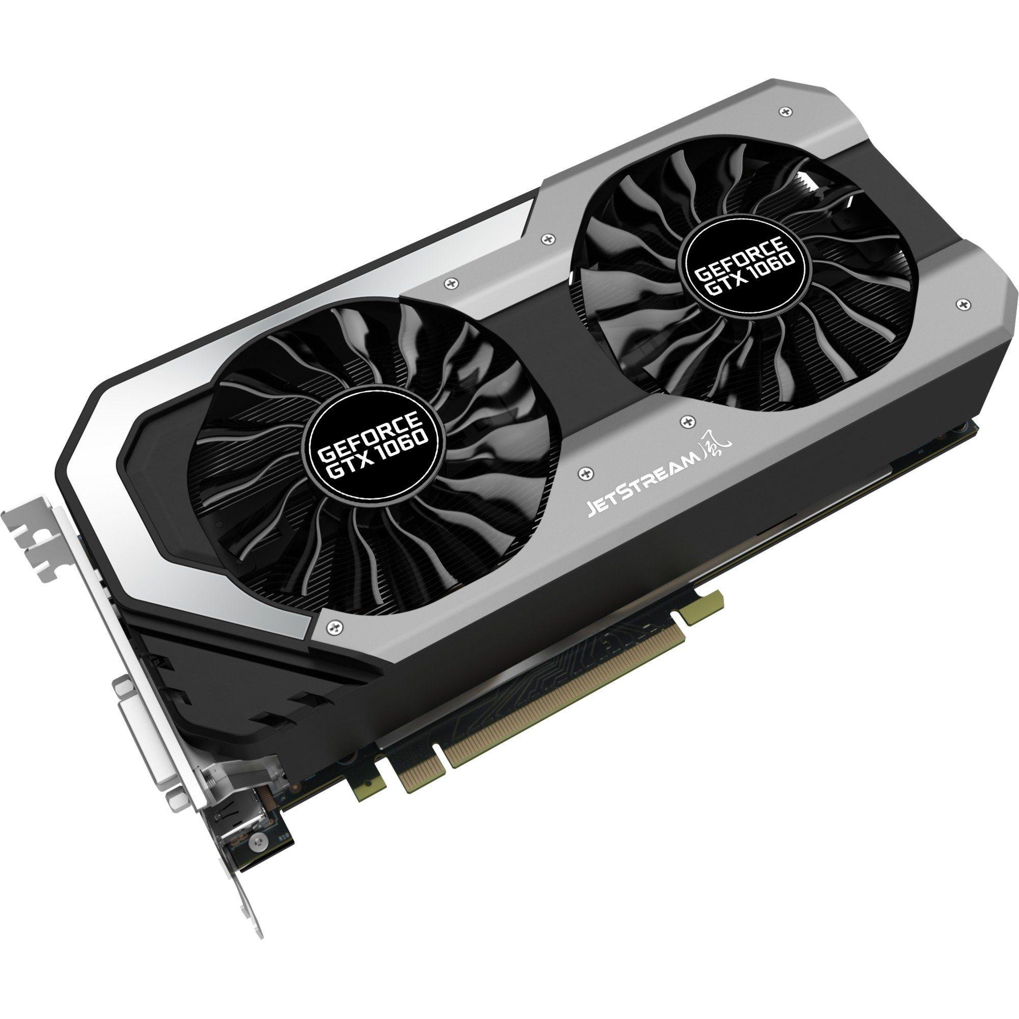 Palit Grafikkarte »GeForce GTX 1060 Jetstream«