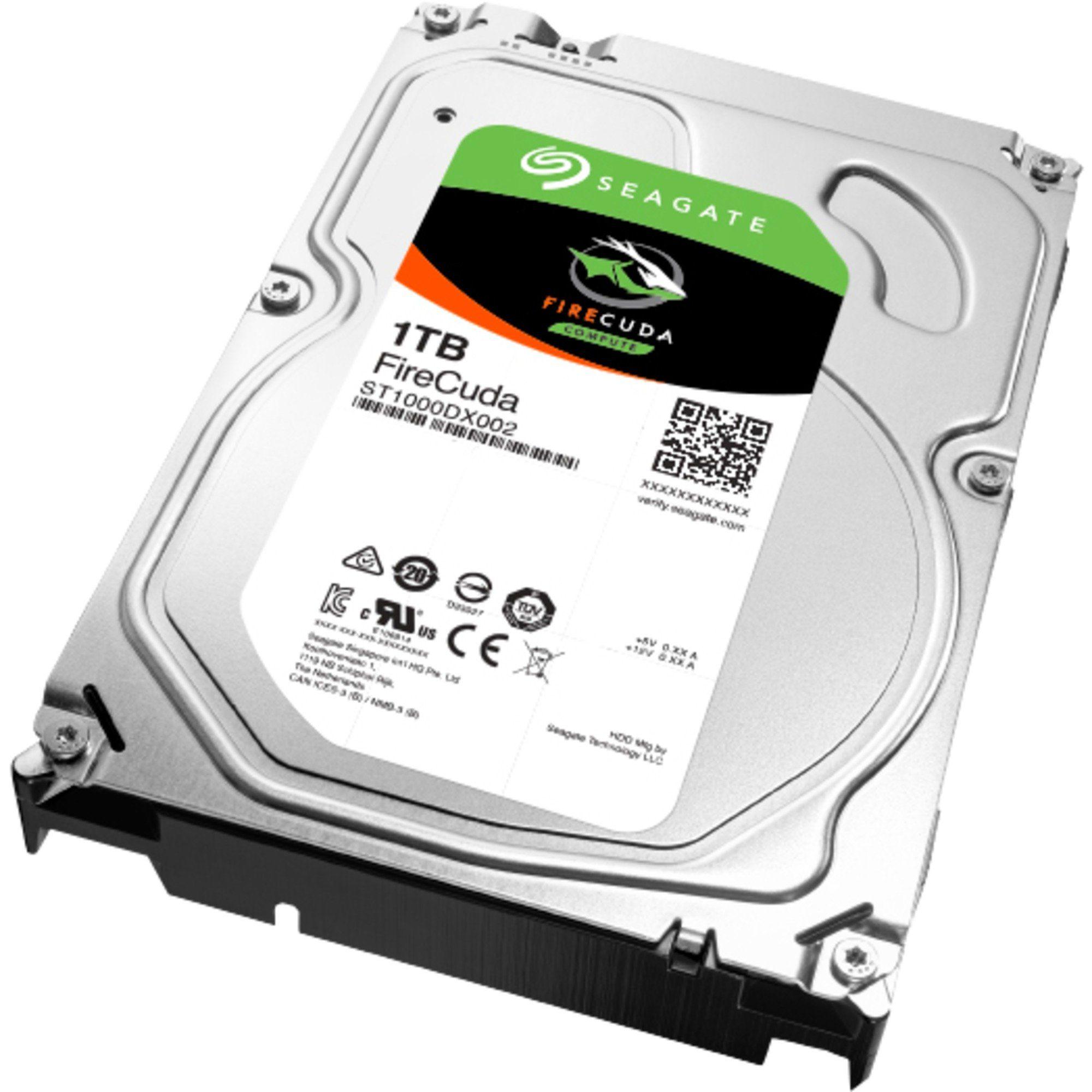 Seagate Hybrid-Festplatte »ST1000DX002 1 TB«