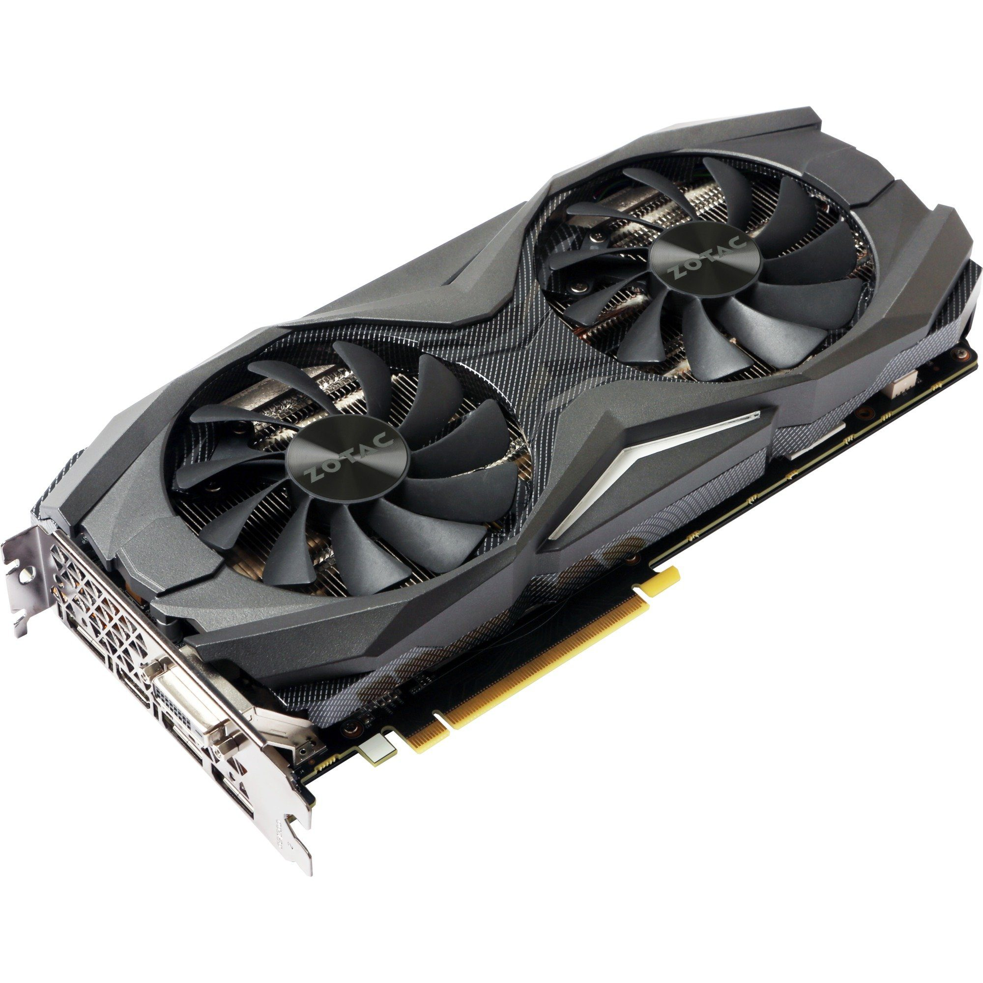 ZOTAC Grafikkarte »GeForce GTX 1080 AMP! Edition«
