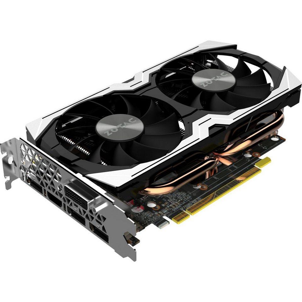 ZOTAC Grafikkarte »GeForce GTX 1070 Mini«
