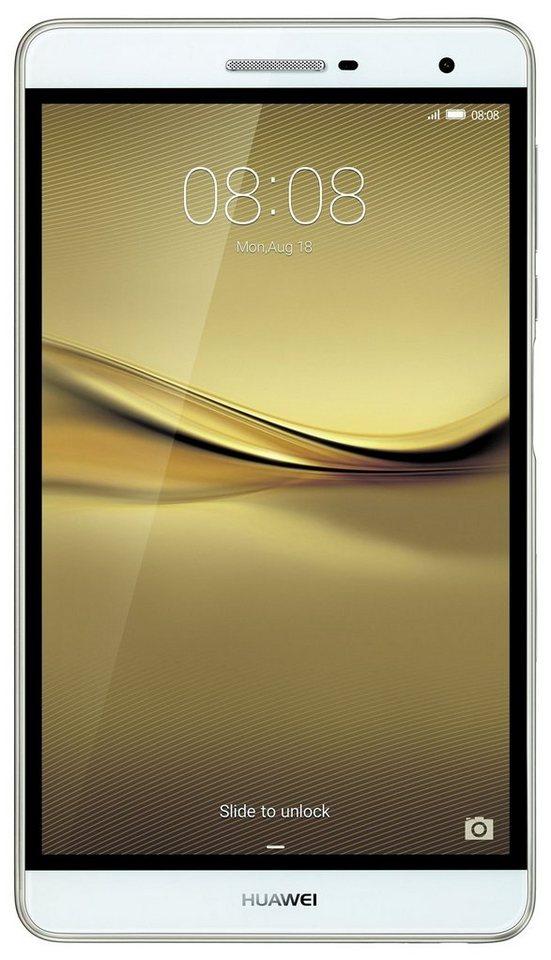 "HUAWEI MediaPad T2 Pro LTE Tablet »Octa Core, 17,78cm (7""), 16 GB, 2 GB, LTE« in gold"