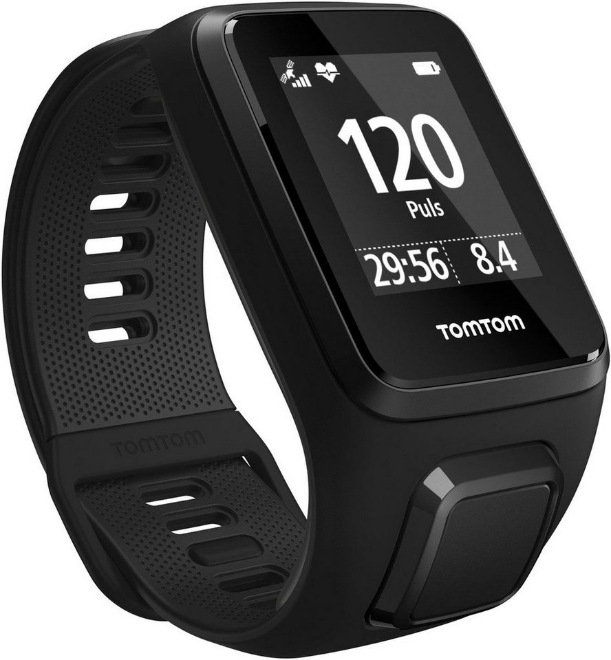 TomTom Activity Tracker »Spark 3 Cardio+Music+BT Headphones - Small« in Schwarz