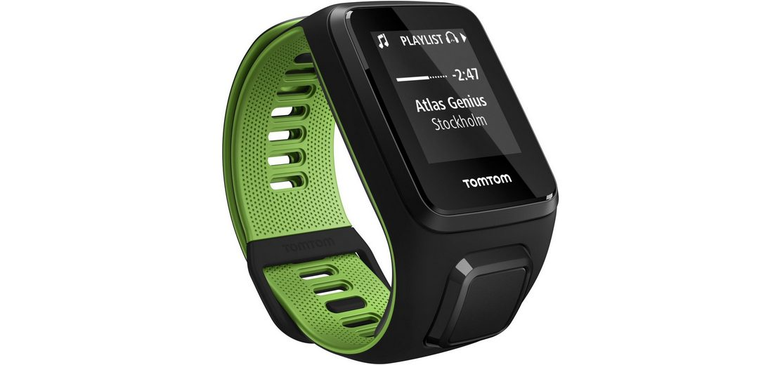 TomTom Activity Tracker »RUNNER 3 Music+BT Headphones - Small«
