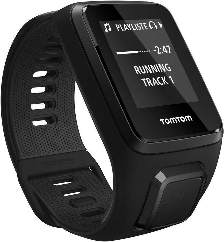 TomTom Activity Tracker »Spark 3 Music+BT Headphones - Large« in Schwarz