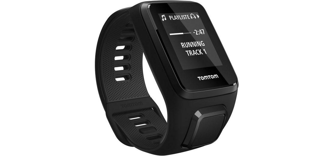 TomTom Activity Tracker »Spark 3 Music+BT Headphones - Large«