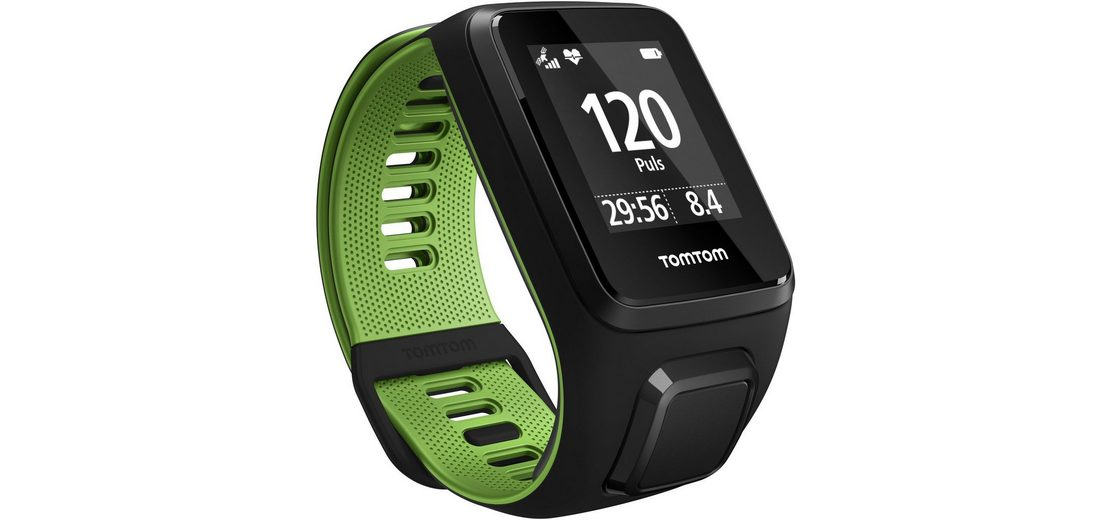 TomTom Activity Tracker »RUNNER 3 Cardio+Music - Large«