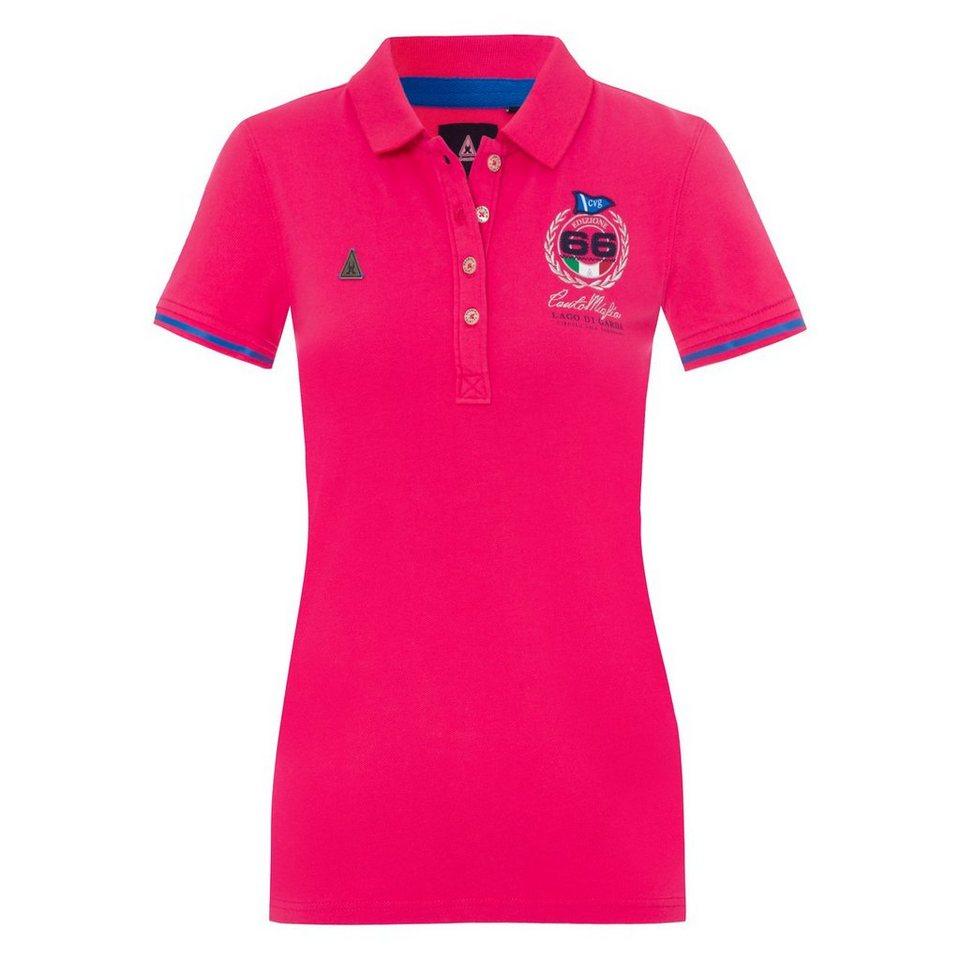 Gaastra Poloshirt in pink
