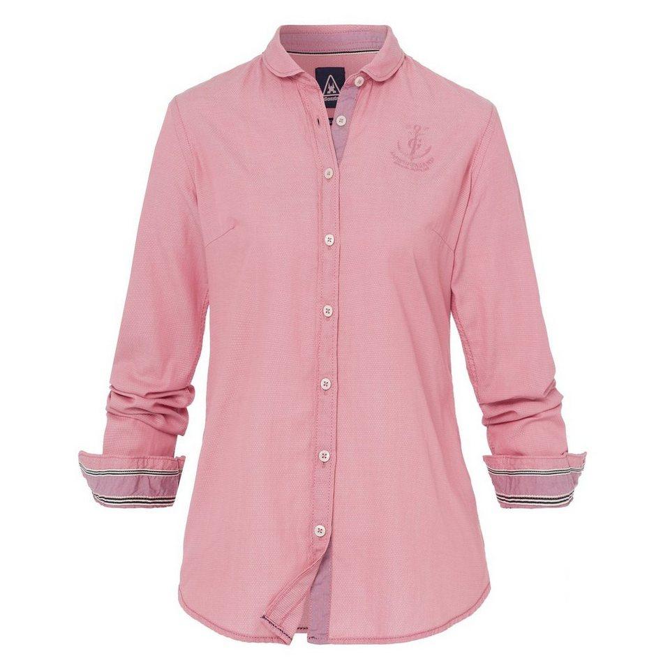 Gaastra Hemdbluse in rosa