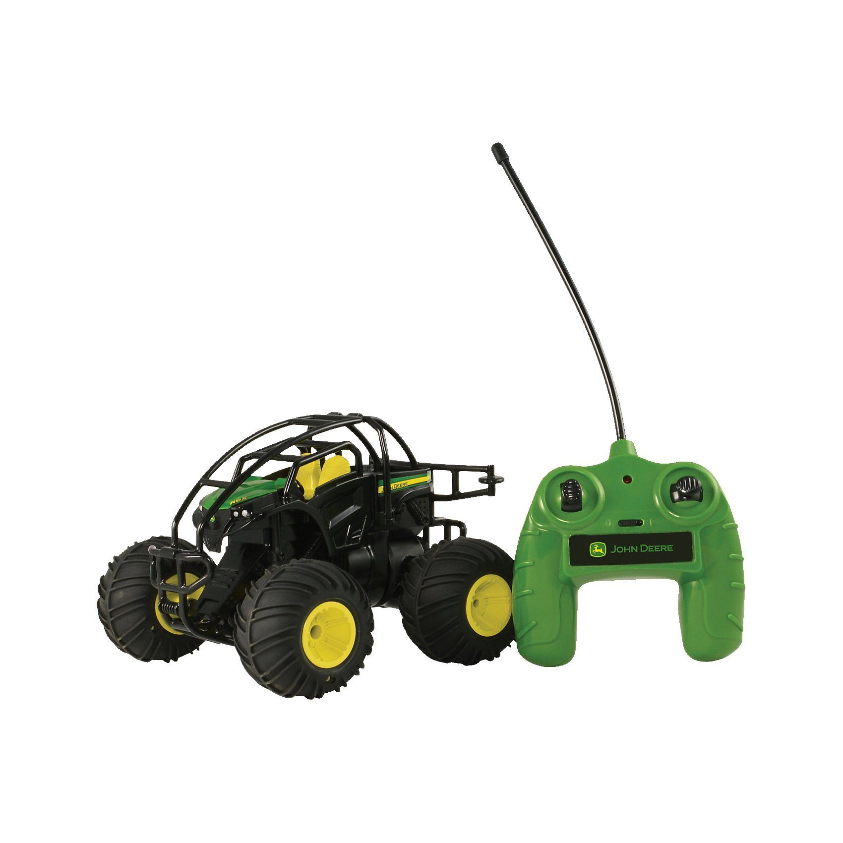 TOMY Monster Treads John Deere RC Buggy