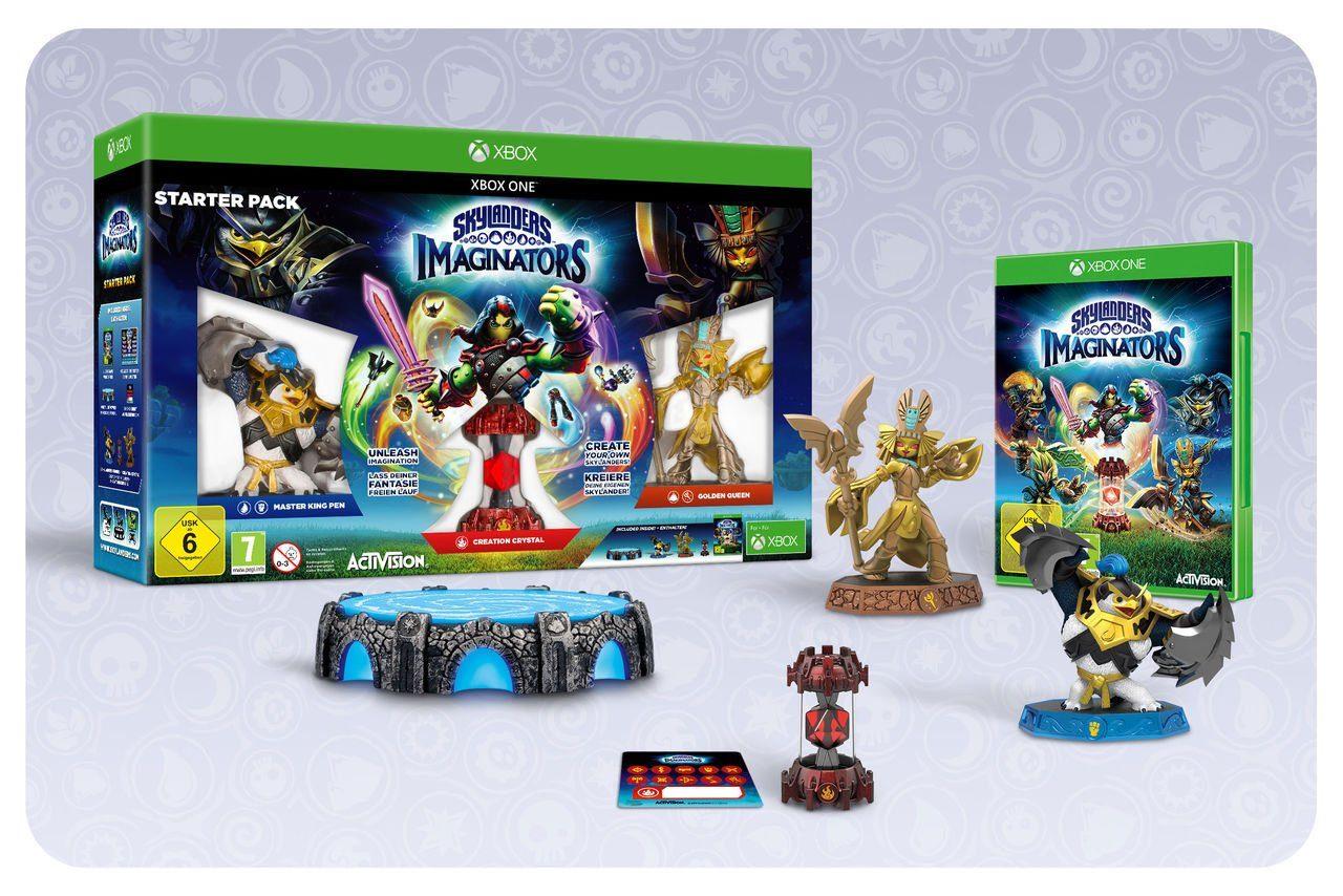 Activision XBOX One - Spiel »Skylanders Imaginators Starter Pack«