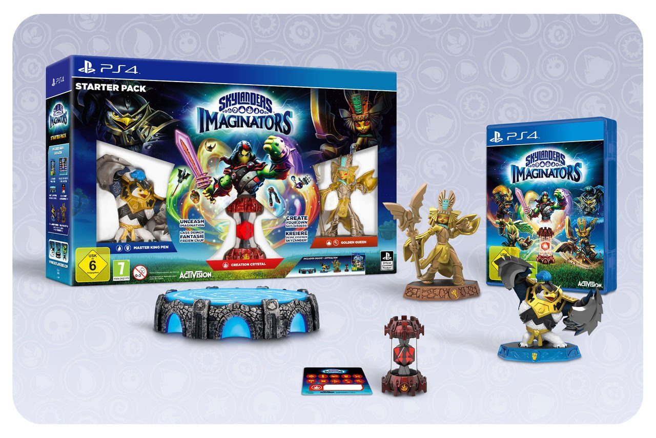 Activision Playstation 4 - Spiel »Skylanders Imaginators Starter Pack«