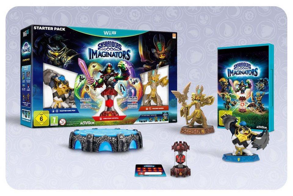 Activision Wii U - Spiel »Skylanders Imaginators Starter Pack«