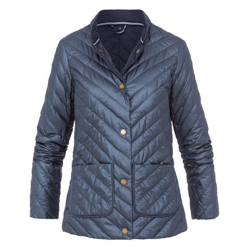 Gaastra Steppjacke in grau