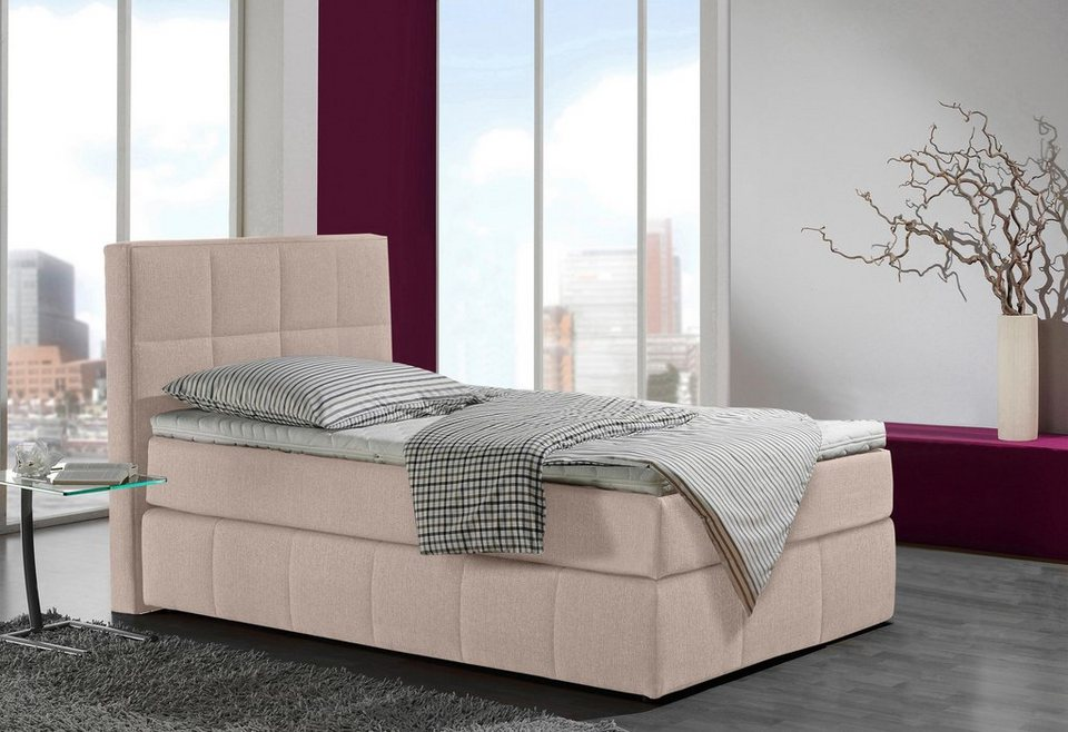 Maintal Boxspringbett in beige