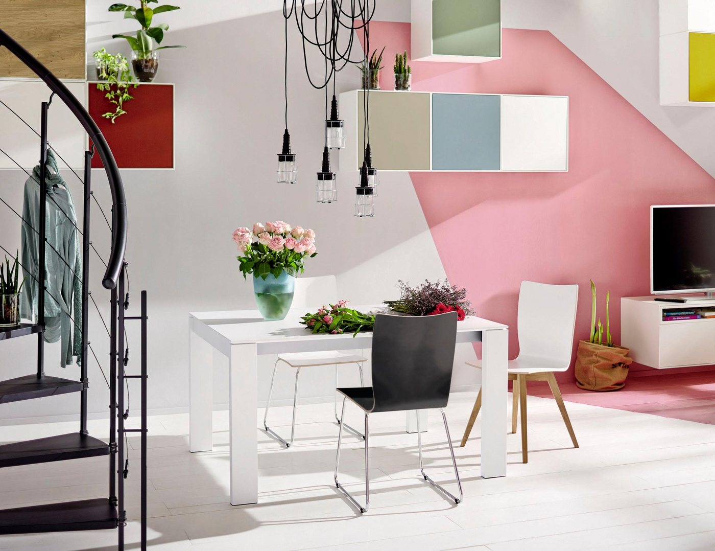 esstisch mit auszug preisvergleiche erfahrungsberichte. Black Bedroom Furniture Sets. Home Design Ideas