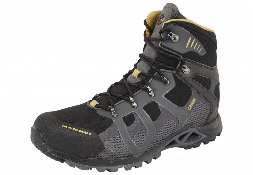 Mammut Kletterschuh »Comfort High GTX Surround Shoes Men« in schwarz