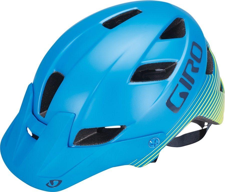 Giro Fahrradhelm »Feature MIPS Helmet« in blau