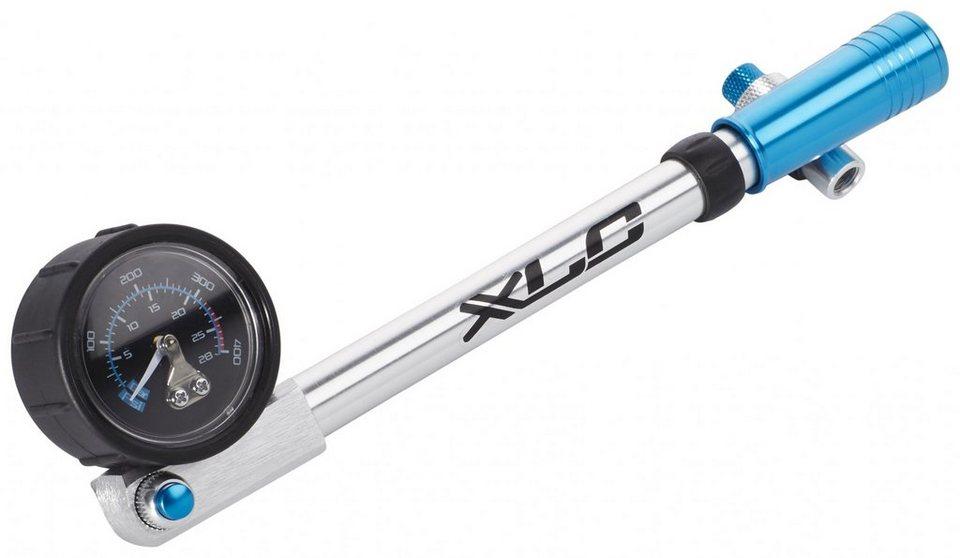 XLC Fahrradpumpe »HighAir Pro PU-H03 Dämpferpumpe«