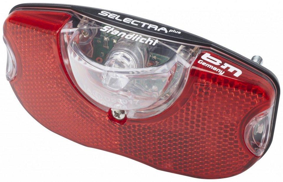 Busch + Müller Fahrradbeleuchtung »Selectra Dynamo-Rücklicht«