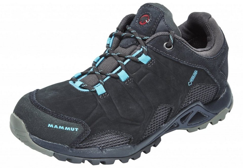 Mammut Kletterschuh »Comfort Tour Low GTX Surround Shoes Women« in grau
