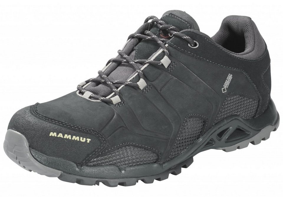 Mammut Kletterschuh »Comfort Tour Low GTX Surround Shoes Men« in grau